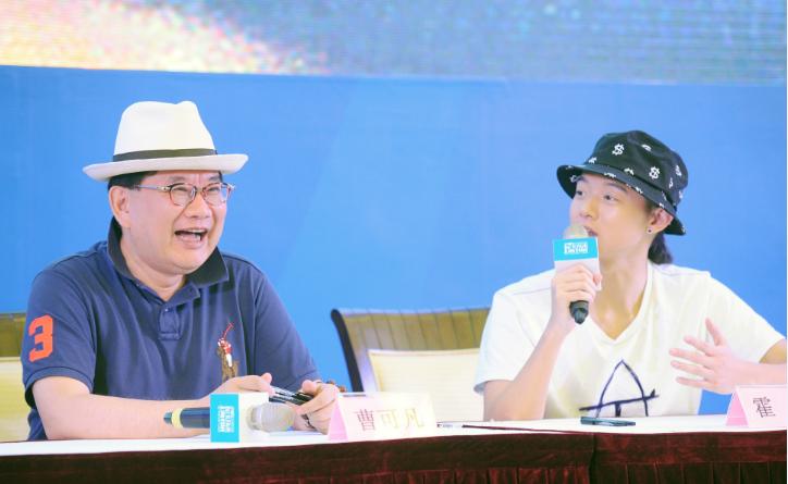 主持人曹可凡今年携《可凡倾听——天机一片》再度亮相上海书展